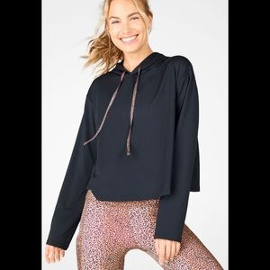 Fabletics Kaia Cropped Hoodie